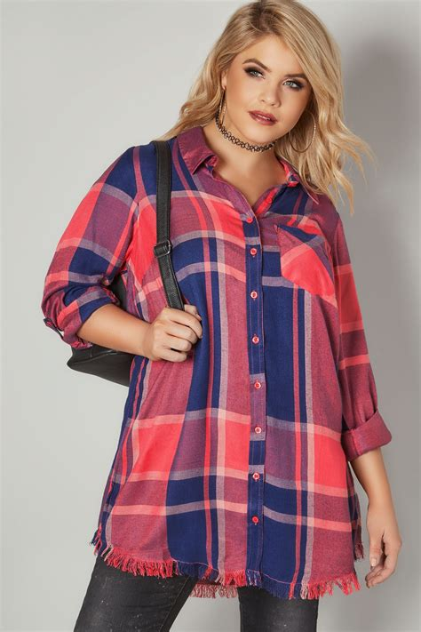 de 23 b 228 sta design standard rules bilderna p 229 pinterest limited collection coral checked shirt with frayed hem