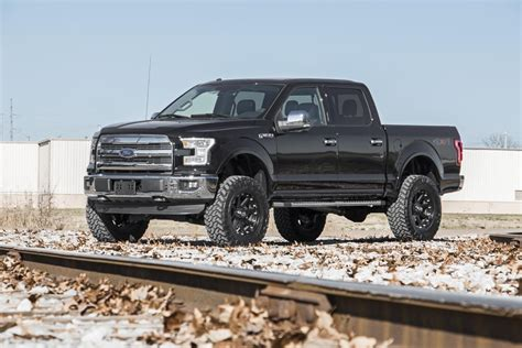 6 inch Suspension Lift Kit for 2015 2018 Ford F 150 Pickup