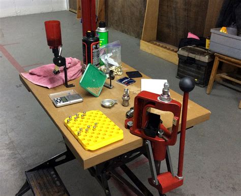 how to set up a reloading bench reloading florida reloading