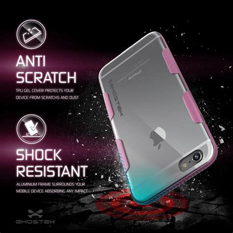 iphone   case pink ghostek cloak series  apple