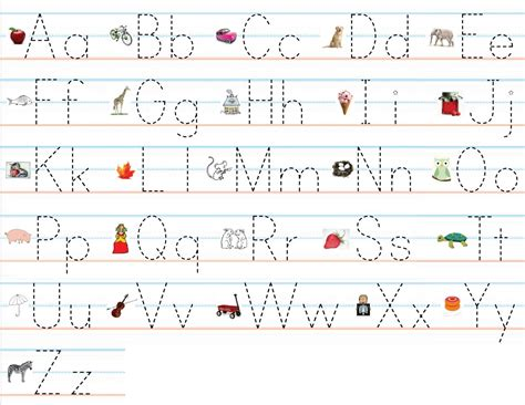 abc writing paper alphabet practice worksheets to print activity shelter