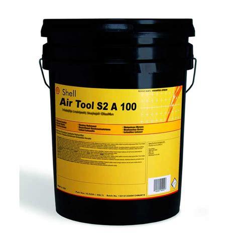 Mobil Atf 220 Pail shell air tool s2 a 100 5 gallon pail comolube