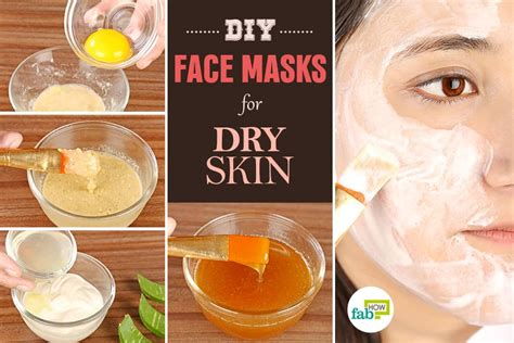 Diy Moisturizing Mask For Skin Diy Do It Your Self How To Wash Your Properly Fab How