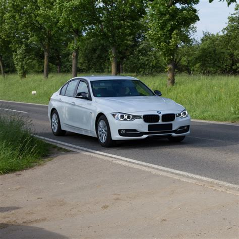 test report of the bmw 318d f30