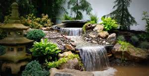 ponds waterfalls landscaping long island design and
