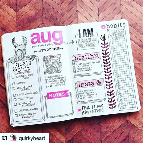 bullet journal ideas bullet journal monthly goals inspiration i m crying