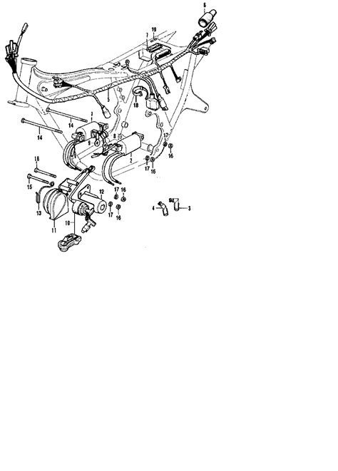 1972 honda cb350 wiring harness 31 wiring diagram images