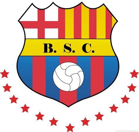 del escudo barcelona sporting club guayaquil ecuador rojo im 225 genes vectoriales barcelona sporting club banco de