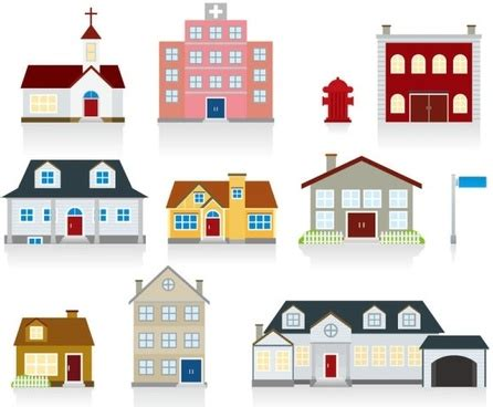vector for free use cartoon house house free vector download 1 662 free vector for