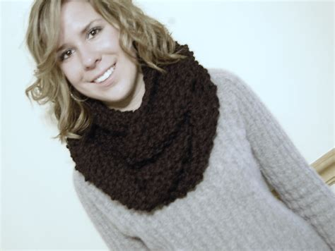 cowl knitting patterns free knit cowl pattern chunky jjcrochet