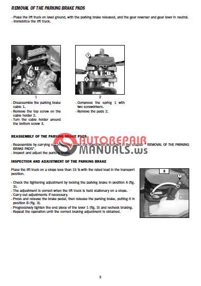 Manitou Mt732 Sb Service Manual Auto Repair Manual Forum