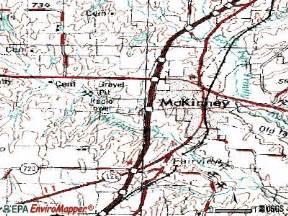 image gallery mckinney map
