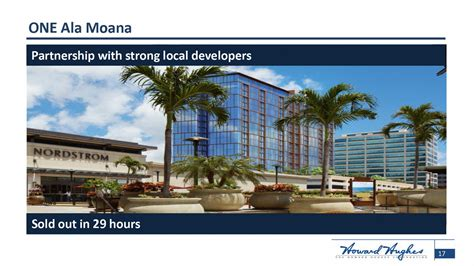 one ala moana partnership with strong local developers