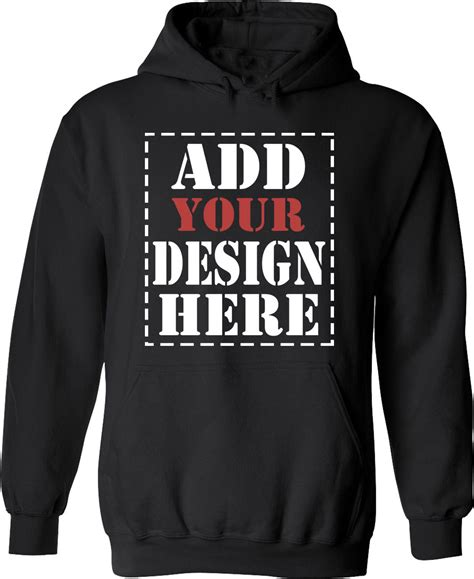 design your own work hoodie design your own customized hoodie add your picture photo