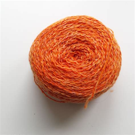 cotton knitting yarn orange yarn cotton yarn knitting yarn crochet yarn cheap