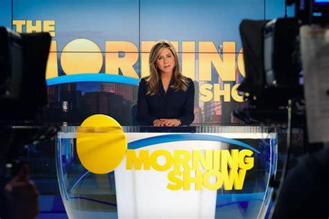 apple tvs  morning show trailer shows aniston carell