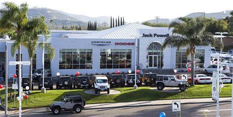 Chrysler Dealership Number by Chrysler Dodge Jeep Ram Car Dealer In Escondido