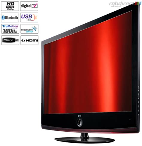 Lcd Tv Usb lg 32lh7000 32 hd 1080p lcd tv with bluetooth usb port
