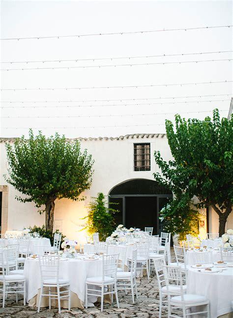 Countryside Decor by Chic Wedding In The Italian Countryside Decor Advisor