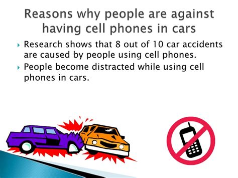 Should Cell Phones Banned While Driving Essays by Writing Essays With Exles