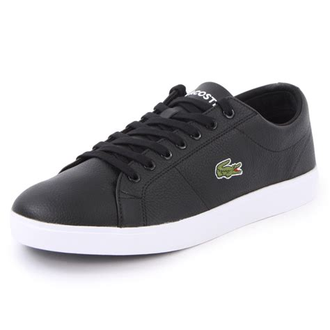 lacoste marcel cup mens leather new shoes size 7 8 9 10 11