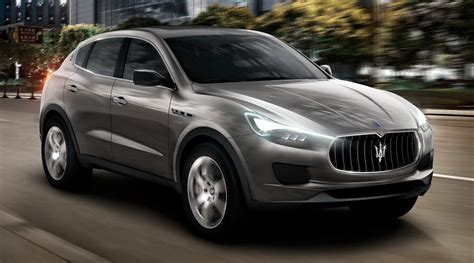 Kaos Levante Levante Years 1 maserati levante suv to hit the production line next year