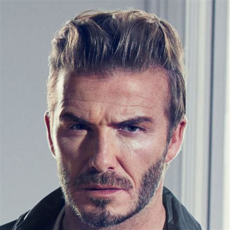 Beckham Hairstyles by David Beckham Hairstyles