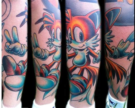 sonic the hedgehog tattoo 17 best images about sonic tattoos on shadow