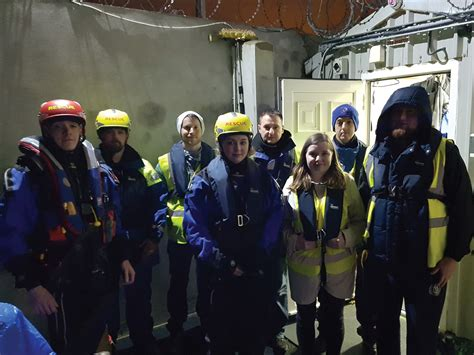 Marine Search Wit Students Union Attend Waterford Marine Search And Rescue Patrol Witsu
