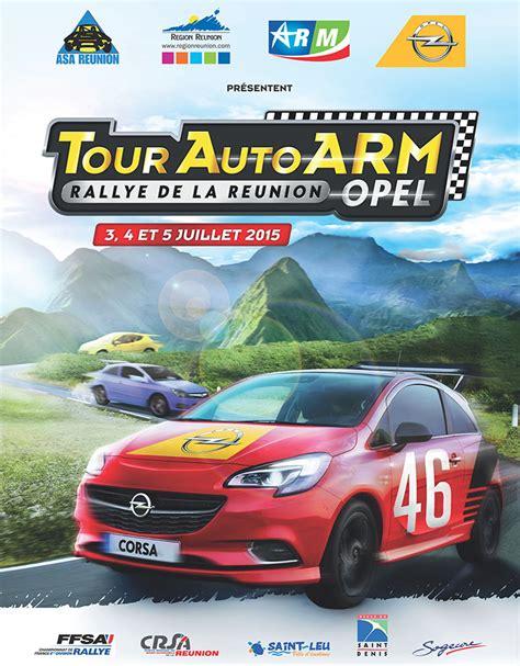 Rallye Tour Auto 974 by Reunion Koi Vi Di