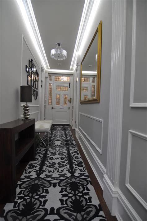examples  beautiful hallway designs carpet runners
