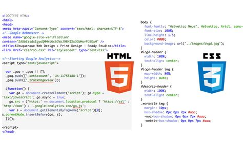 tutorial on html and css html css albuquerque new mexico