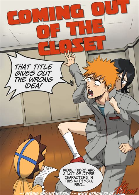 The Joke Closet by Coming Out Of The Closet Cover By Nekoni On Deviantart