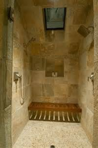 spa bench shower wood bath  ideas modern on pinterest grab bars shower benches and showers
