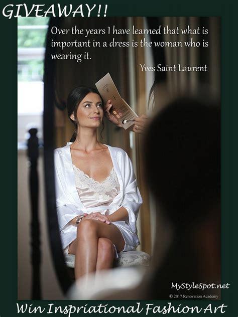 Giveaway Fashion - giveaway win gorgeous inspirational fashion art mystylespot