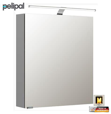 spiegelschrank 60 cm pelipal neutraler spiegelschrank 60 cm mit led