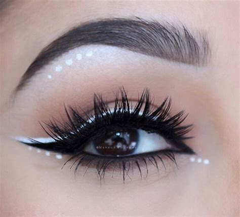 Eyeshadow And Eyeliner 17 best ideas about black eyeliner makeup on