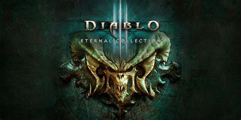 diablo iii eternal collection nintendo switch games nintendo