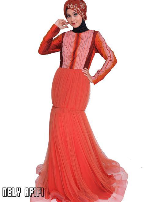 Dress Elegance muslimah evening dress elegance and