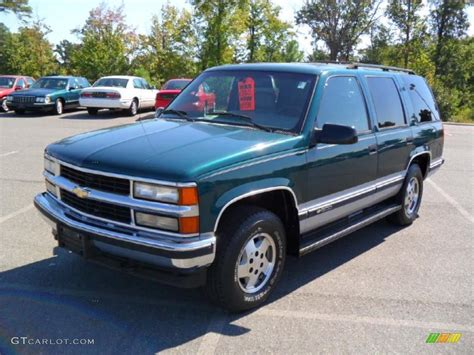 automotive service manuals 1996 chevrolet tahoe on board diagnostic system 1995 chevrolet tahoe information and photos momentcar