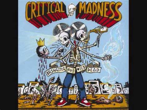 Or A Critical Madness Critical Madness Featuring Sabac 1st Amendment