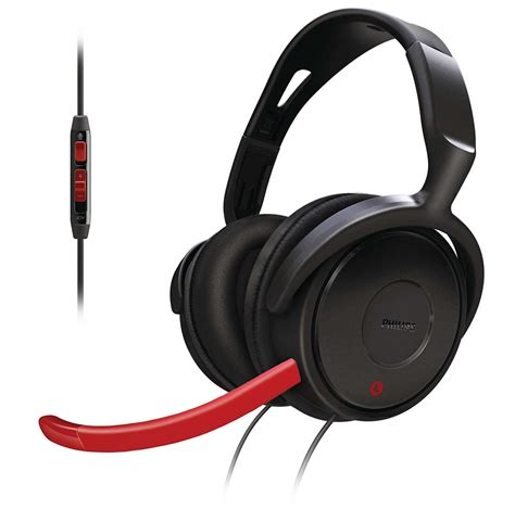 pc gaming headset shg7980 10 philips