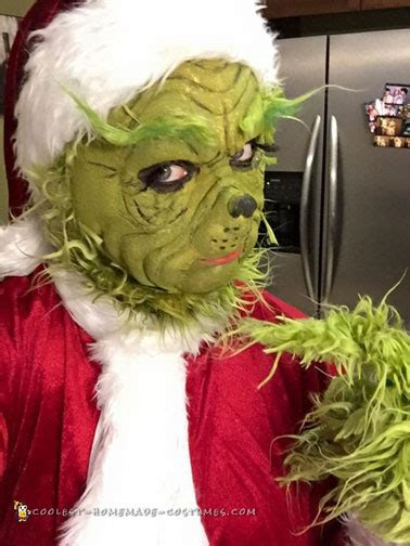 awesome grinch costume ideas