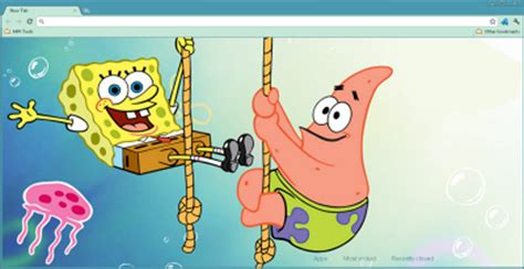 theme google chrome spongebob 4 ways to unlock the traffic driving power of the web browser