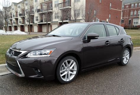 lexus ct200 2016 a sporty hybrid the lexus hybrid ct 200h