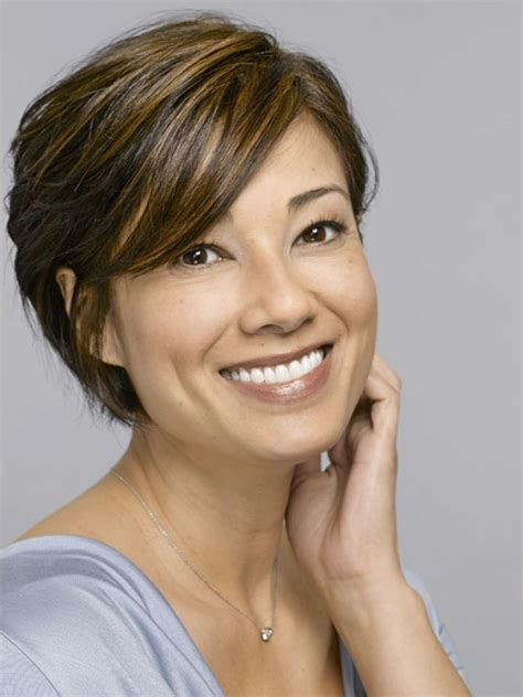 short hairstyles for the over50s short haircuts for women over 50 hair trends