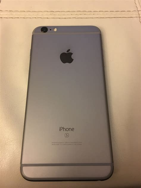 sold iphone   gb space gray unlocked