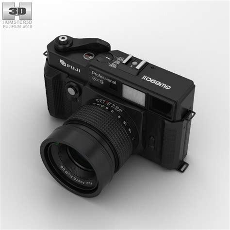 fuji 3d fujifilm gw690ii 3d model hum3d