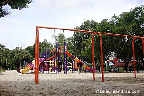 outdoor swing singapore children s playground at amk town garden west leisure and me