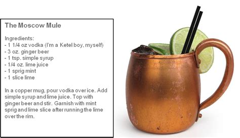 the moscow mule recipe dishmaps